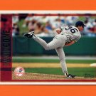 1997 Topps Baseball #360 David Cone - New York Yankees