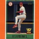 1997 Topps Baseball #351 Alan Benes - St. Louis Cardinals