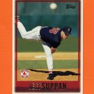 1997 Topps Baseball #348 Jeff Suppan - Boston Red Sox