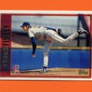 1997 Topps Baseball #336 Chuck Finley - California Angels