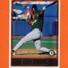 1997 Topps Baseball #329 Ernie Young - Oakland A's