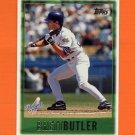 1997 Topps Baseball #324 Brett Butler - Los Angeles Dodgers