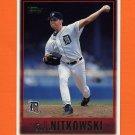 1997 Topps Baseball #313 C.J. Nitkowski - Detroit Tigers