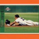 1997 Topps Baseball #308 Stan Javier - San Francisco Giants