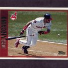 1997 Topps Baseball #297 Jose Vizcaino - Cleveland Indians