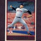 1997 Topps Baseball #243 Aaron Sele - Boston Red Sox