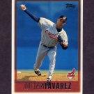 1997 Topps Baseball #234 Julian Tavarez - Cleveland Indians