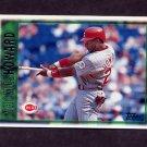 1997 Topps Baseball #231 Thomas Howard - Cincinnati Reds