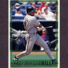1997 Topps Baseball #221 Glenallen Hill - San Francisco Giants