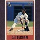 1997 Topps Baseball #215 Ray Durham - Chicago White Sox