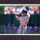 1997 Topps Baseball #210 Henry Rodriguez - Montreal Expos