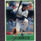 1997 Topps Baseball #208 Brian Hunter - Houston Astros