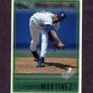 1997 Topps Baseball #182 Ramon Martinez - Los Angeles Dodgers