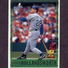 1997 Topps Baseball #177 Todd Hollandsworth - Los Angeles Dodgers