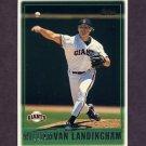 1997 Topps Baseball #131 William VanLandingham - San Francisco Giants