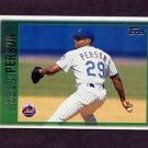 1997 Topps Baseball #116 Robert Person - New York Mets
