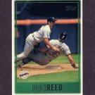 1997 Topps Baseball #109 Jody Reed - San Diego Padres