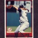 1997 Topps Baseball #089 Paul Wilson - New York Mets
