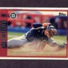 1997 Topps Baseball #063 Dan Wilson - Seattle Mariners