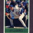 1997 Topps Baseball #037 Mark Grace - Chicago Cubs