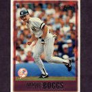 1997 Topps Baseball #008 Wade Boggs - New York Yankees