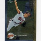 1995 Score Baseball Hall Of Gold #HG085 Mike Mussina - Baltimore Orioles