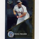 1995 Score Baseball Hall Of Gold #HG082 Cecil Fielder - Detroit Tigers