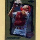 1995 Score Baseball Gold Rush #309 Mike Lieberthal - Philadelphia Phillies