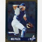 1995 Score Baseball Gold Rush #017 Mike Piazza - Los Angeles Dodgers