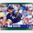 1995 Score Baseball #443 David Cone - Kansas City Royals