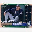 1995 Score Baseball #222 Randy Johnson - Seattle Mariners