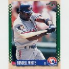 1995 Score Baseball #147 Rondell White - Montreal Expos