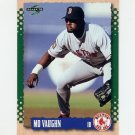 1995 Score Baseball #012 Mo Vaughn - Boston Red Sox