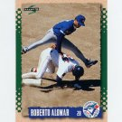 1995 Score Baseball #002 Roberto Alomar - Toronto Blue Jays