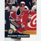 1991-92 Pro Set French Hockey #131 Brendan Shanahan - New Jersey Devils