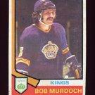 1974-75 Topps Hockey #194 Bob Murdoch RC - Los Angeles Kings