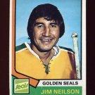 1974-75 Topps Hockey #109 Jim Neilson - California Golden Seals