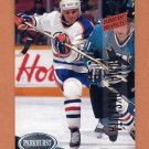 1993-94 Parkhurst Hockey #258 Roman Oksyuta PKP RC - Edmonton Oilers