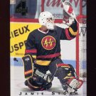 1994 Classic Four Sport Hockey #121 Jamie Storr - Los Angeles Kings