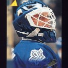1995-96 Pinnacle Hockey #142 Felix Potvin - Toronto Maple Leafs