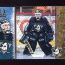 1997-98 Pacific Omega Gold Hockey #002 Guy Hebert - Anaheim Ducks
