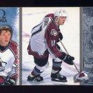 1997-98 Pacific Omega Hockey #059 Jari Kurri - Colorado Avalanche