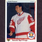 1990-91 Upper Deck Hockey #354 Keith Primeau RC - Detroit Red Wings