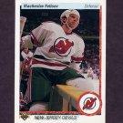 1990-91 Upper Deck Hockey #176 Slava Fetisov RC - New Jersey Devils