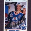 1990-91 Upper Deck Hockey #044 Mark Messier - Edmonton Oilers
