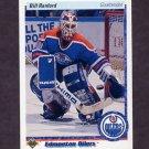 1990-91 Upper Deck Hockey #042 Bill Ranford - Edmonton Oilers