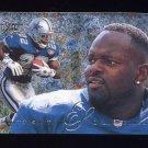 1995 Fleer Football Flair Preview #08 Emmitt Smith - Dallas Cowboys