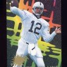 1995 Fleer Football Prospects #06 Kerry Collins - Carolina Panthers