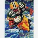 1995 Fleer Football Pro-Vision #2 Sterling Sharpe - Green Bay Packers