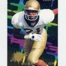 1995 Fleer Football Prospects #16 Bobby Taylor - Philadelphia Eagles